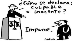 Fuero-impunidad